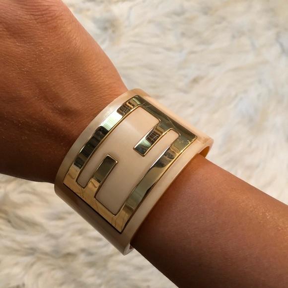 d819e3dca47 Fendi Cuff Bracelet